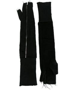 A Tentative Atelier | Long Fingerless Gloves