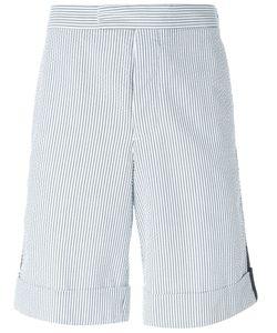 Moncler Gamme Bleu | Striped Shorts