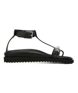 Alexander McQueen   Chain Detail Sandals