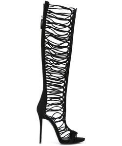Giuseppe Zanotti Design | Strappy Caged Sandals 36