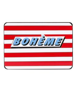 Yazbukey | Le Bohème Striped Clutch