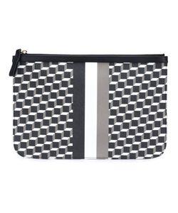 Pierre Hardy | Cube Stripe Clutch Adult Unisex