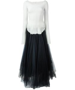 Marc Le Bihan | Flared Tulle Dress
