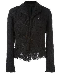 Marc Le Bihan | Knitted Blazer