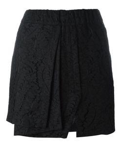 No21   Layered Mini Skirt