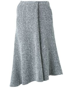 Fad Three | Flared Asymmetric Skirt