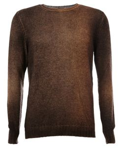 Avant Toi | Faded Effect Jumper