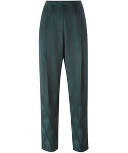 Rosetta Getty | Pleat Front Tapered Trousers