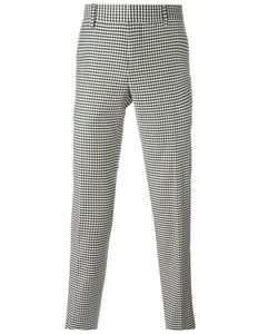 Bally   Checked Tailored Trousers 48