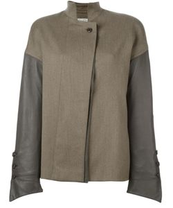 Gianfranco Ferre Vintage | Panelled Jacket