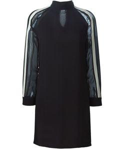 Valentine Gauthier | Striped Detail Mini Dress