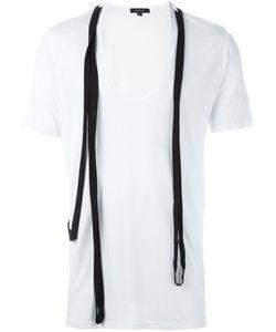 Unconditional | Strap Detail T-Shirt