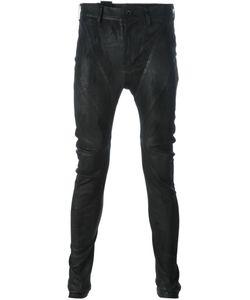 Julius   Skinny Leather Trousers