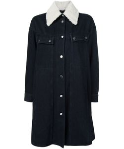Mm6 Maison Margiela | Denim Midi Coat