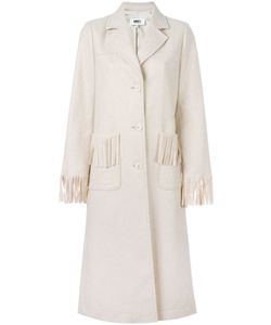 Mm6 Maison Margiela | Frill Frill Coat 44