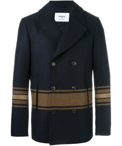 Ports | 1961 Striped Double Breasted Blazer 46