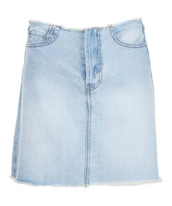 Unif | Brit Denim Skirt