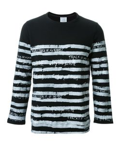 Fad Three | Striped Long Sleeve T-Shirt