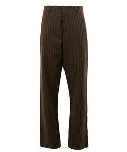 Uma Wang | Chalk Stripe Trousers Medium