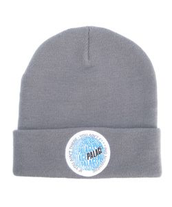 Palace | Logo Patch Beanie Hat