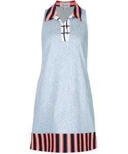 Novis | Sleeveless Polo Dress