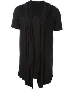 Unconditional | Draped Layer T-Shirt