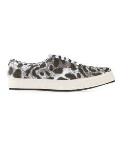 Mihara Yasuhiro | Leopard Print Sneakers