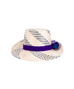 Yosuzi | Woven Anakena Hat 59 Cotton/Wool/