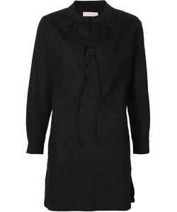 Piamita | Lace-Up Tunic Dress
