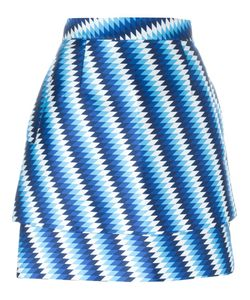 House Of Holland | A-Line Layered Skirt