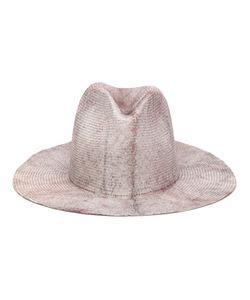 Reinhard Plank | Open Crown Hat