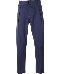 Andrea Pompilio | Pleated Tapered Trousers