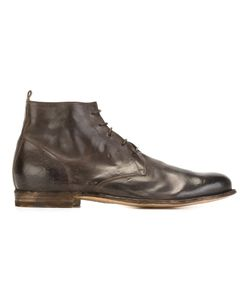 Officine Creative | Lace-Up Ankle Boots 42