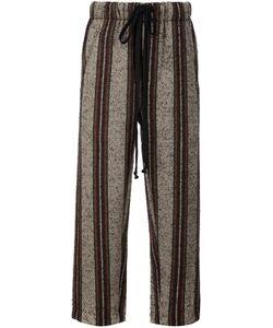 Uma Wang | Striped Pants Small