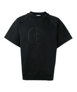 Gosha Rubchinskiy   Embroide Logo T-Shirt Large Cotton/Nylon