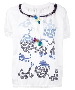 Forte Forte | Embroidery Blouse