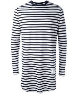 Ejxiii | Long Striped T-Shirt