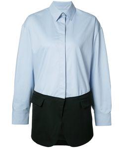 Paco Rabanne | Block Contrast Hem Shirt