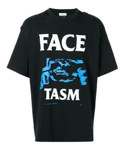 Facetasm | Open-Back Printed T-Shirt One