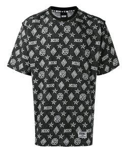 KTZ | Patterned T-Shirt Small