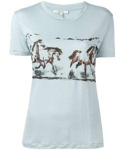 Ganni | Horse Print T-Shirt