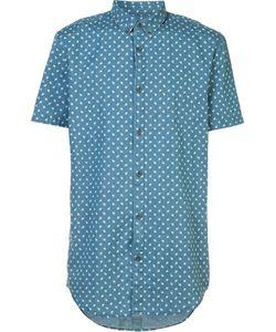 Zanerobe   Printed Shortsleeved Shirt Size Xl