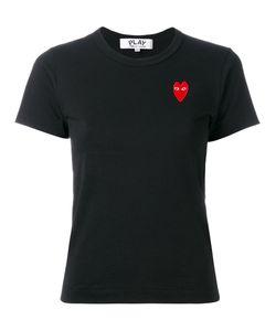 Comme Des Garçons Play | Heart Printed T-Shirt