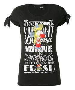 Love Moschino | Square Neck Tank