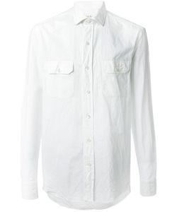 Salvatore Piccolo   Patch Pocket Shirt