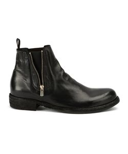 Officine Creative | Zipped Ankle Boots