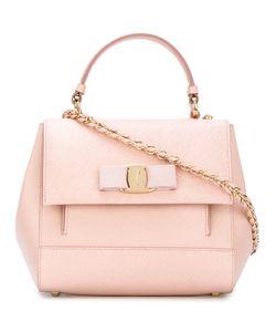 Salvatore Ferragamo   Mini Vara Shoulder Bag