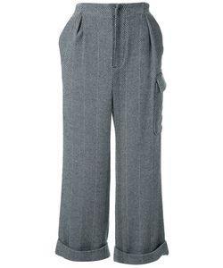 Fad Three | Cargo Pocket Trousers Small