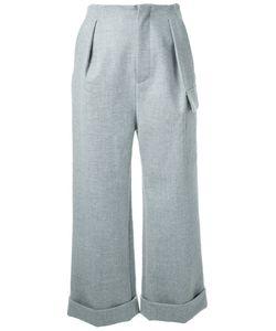 Fad Three | Turn Up Hem Trousers
