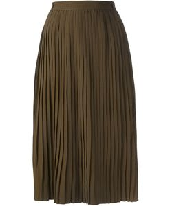 Jean Louis Scherrer Vintage | Pleated Skirt